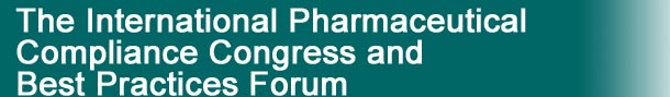 international pharmaceutical compliance congress